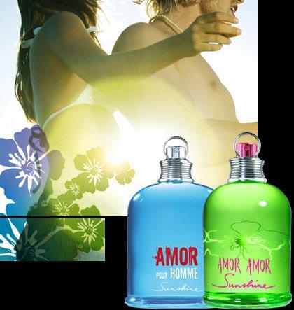 amor amor by cacharel. Amor Amor Sunshine Cacharel