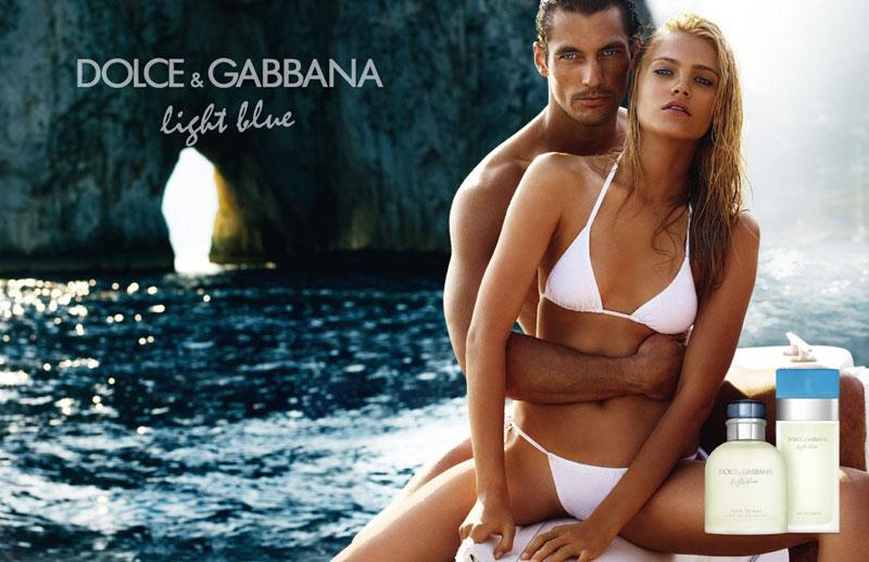 ...с показов, рекламных кампаний, календарей Dolce & Gabbana, героем...