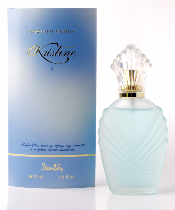Kristine 4 Dzintars perfume - a fragrance for women