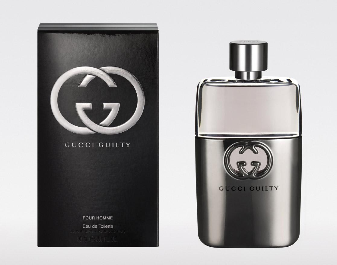 Подарок для Ваших любимых - GUCCI Guilty Pour Homme для настоящих мужчин!