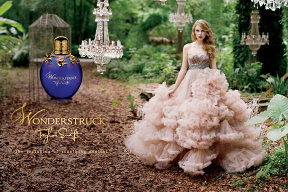 Taylor Swift Fragrance Wonderstruck Video ~ New Fragrances