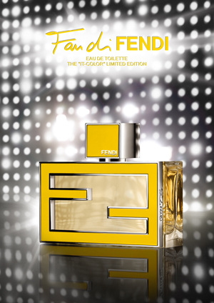 Fendi introduced the original (Eau de Parfum) Fan di Fendi in autumn 2010.