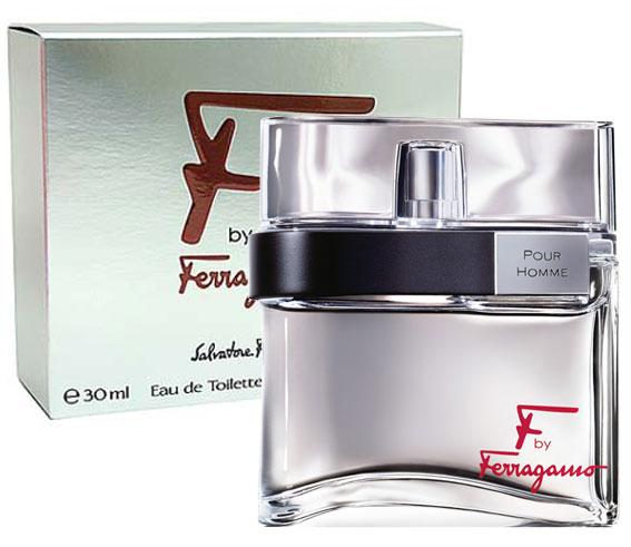 Salvatore Ferragamo Perfume For Men. F by Ferragamo Pour Homme by