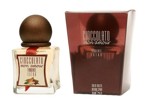 perfumes con olor a chocolate