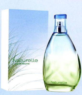 Naturelle Yves Rocher perfume - a fragrance for women 2008