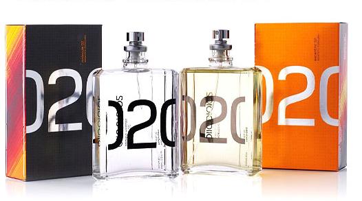 Fragrances Escentric Molecules