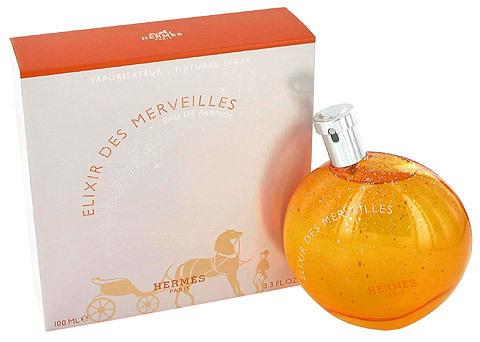 """Hermes  """"Elixir des Merveilles """" 100ml"""