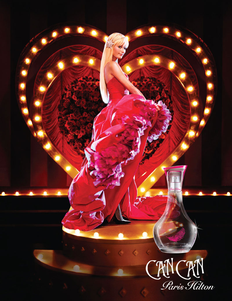 Парфюмерия Paris Hilton Can Can.  Fragrance Gallery.