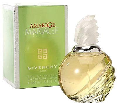 Парфюмированная вода Givenchy Amarige Mariage (Живанши Марьяж)
