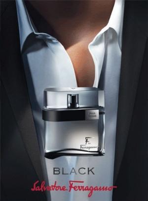 Salvatore Ferragamo Perfume For Men. F by Ferragamo Black arrived