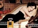 Coco (Chanel) Элегантная шхуна с черным корпусом, идущей на всех парусах...